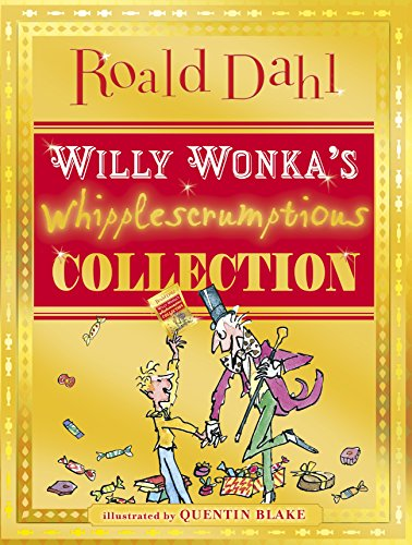 9780141334110: Willy Wonka's Whipplescrumptious Collection