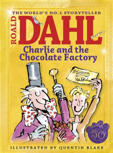 9780141334370: Charlie and the Chocolate Factory (Colour Edn) (Dahl Picture Book)