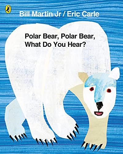 9780141334813: Polar Bear, Polar Bear, What Do You Hear?. by Bill Martin, JR.