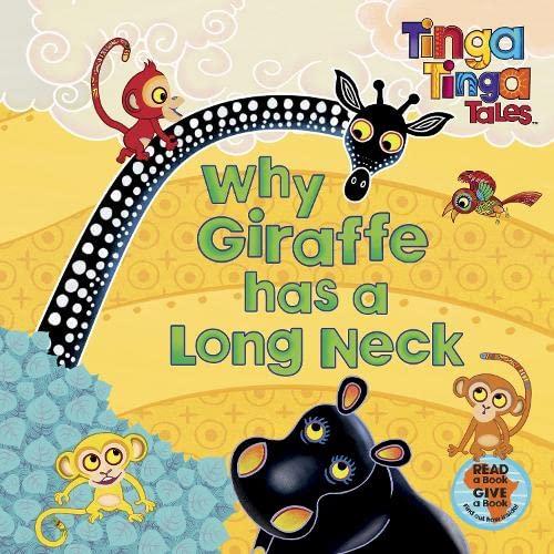 9780141335056: Why Giraffe Has a Long Neck. (Tinga Tinga Tales)