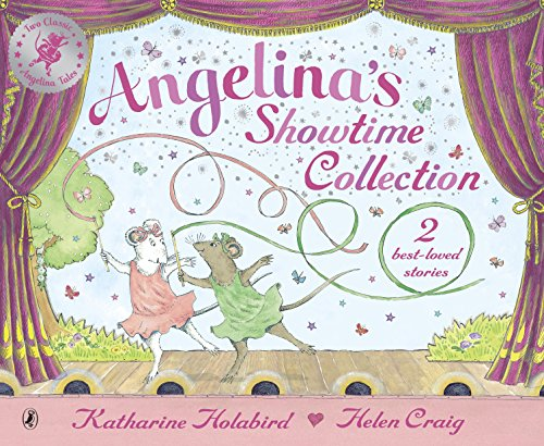 9780141335292: Angelina's Showtime Collection (Angelina Ballerina)