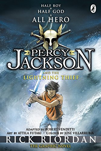 9780141335391: Percy Jackson and the Lightning Thief: The Graphic Novel