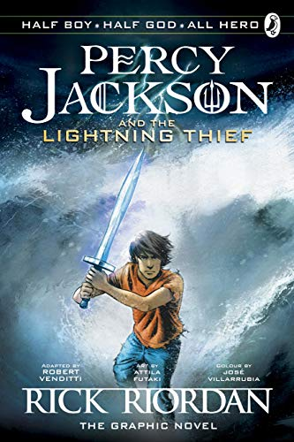 9780141335391: Percy Jackson and the Lightning Thief: The Graphic Novel (Book 1) (Percy Jackson Graphic Novels)