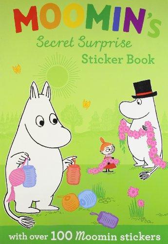 9780141335438: Moomin's Secret Surprise Sticker Book