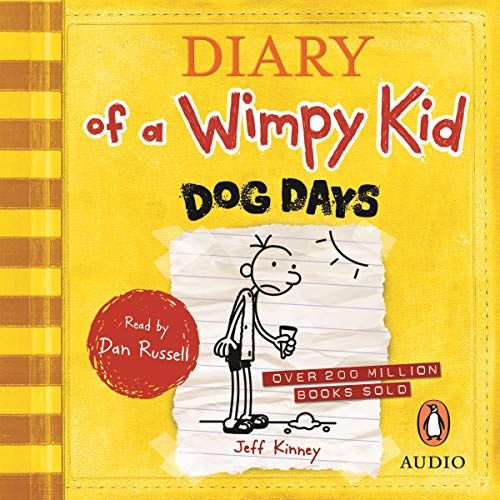 9780141335452: Dog Days (Diary of a Wimpy Kid)