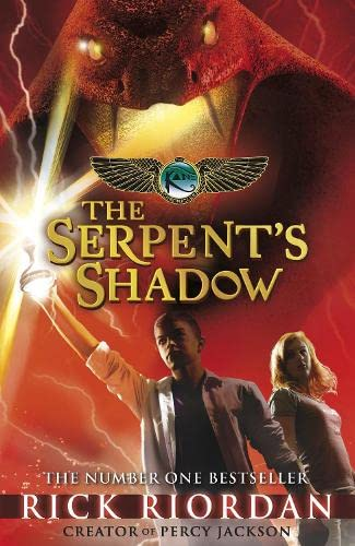 9780141335681: The Serpent's Shadow (The Kane Chronicles Book 3)