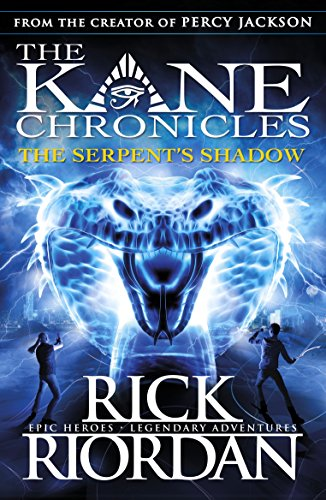 9780141335704: The Serpent's Shadow (The Kane Chronicles Book 3)