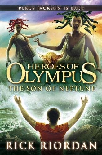 9780141335711: Heroes of Olympus: The Son of Neptune