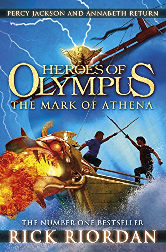 9780141335759: The Mark of Athena (Heroes of Olympus)