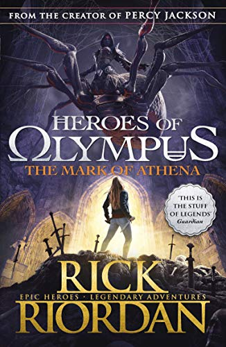 9780141335766: The Mark of Athena (Heroes of Olympus)