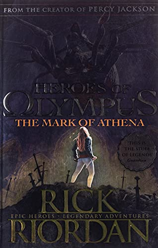 9780141335766: The Mark of Athena (Heroes of Olympus Book 3)