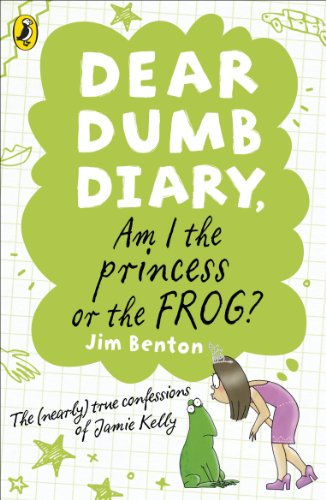 9780141335834: Am I the Princess or the Frog?. by Jim Benton (Dear Dumb Diary)