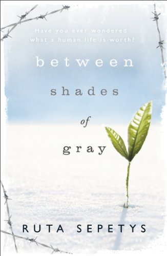 9780141335889: Between Shades of Gray