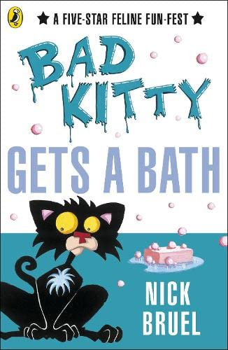 9780141335933: Bad Kitty Gets a Bath