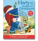 9780141336046: Harry And The Bucketful Of Dinosaurs - Book & CD (SLIPCASE)