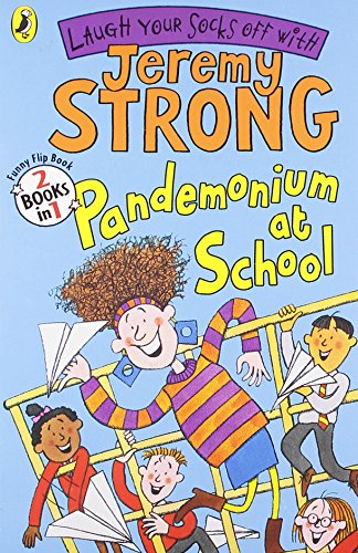 9780141336176: Pirate Pandemonium And Pandemonium At School Flip Book