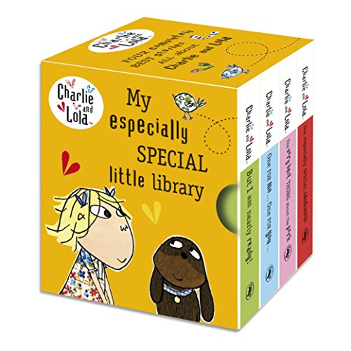 9780141336275: My Especially Special Little Library (Charlie and Lola)