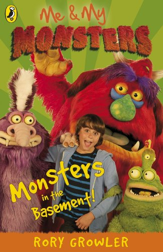 9780141336312: Me And My Monsters: Monsters in the Basement (Me & My Monsters)