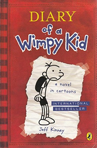 9780141336329: Diary Of A Wimpy Kid (Book 1)