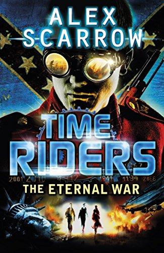 9780141336336: TimeRiders: The Eternal War (Book 4)