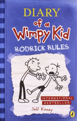 9780141336343: Diary of a Wimpy Kid (2) : Rodrick Rules