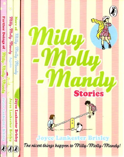 9780141336435: The Complete Milly-Molly-Mandy Box Set RRP £23.96: Stories, More of, Further Doings of & Again (Milly-Molly-Mandy)