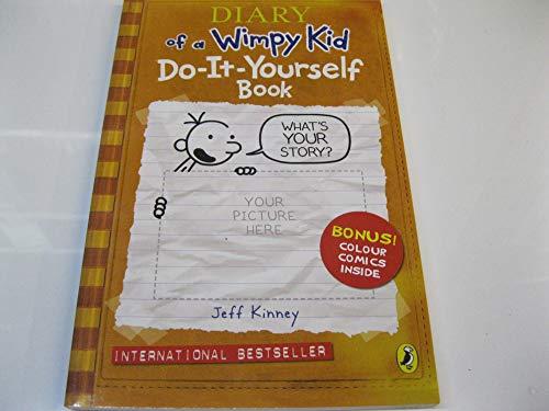 9780141336459 Diary Of A Wimpy Kid Do It Yourself Book Abebooks Kinney Jeff 0141336455