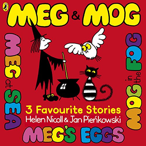 9780141336480: Meg and Mog:three Favourite Stories
