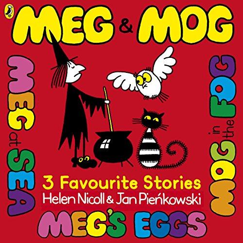 9780141336480: Meg and Mog: Three Favourite Stories