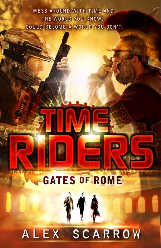 9780141336497: TimeRiders: Gates of Rome (Book 5)