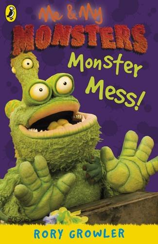 9780141336688: Me And My Monsters: Monster Mess (Me & My Monsters)