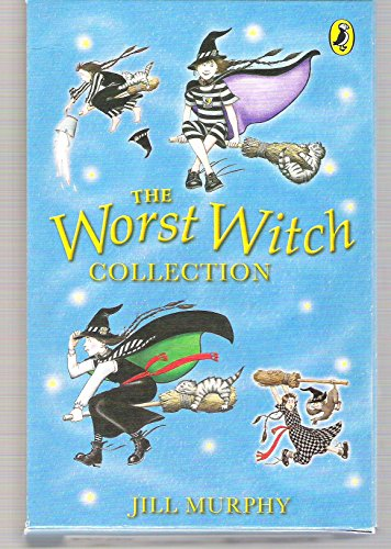 9780141336770: The Worst Witch Collection: All at Sea/ Strokes again / Bad Spell