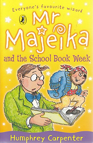 9780141336862: Mr Majeika and the School Book Week
