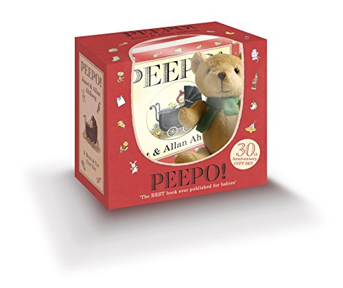 9780141337081: Peepo Book and Toy Gift Set (30th Anniversary Edition)