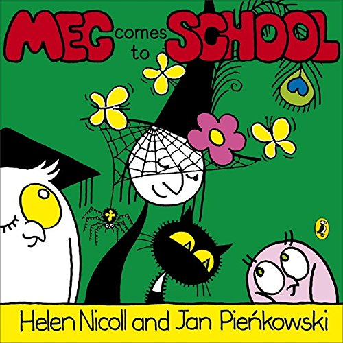 9780141337128: Meg Comes To School (Meg and Mog)
