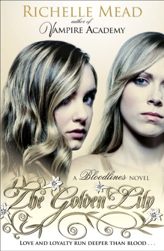 9780141337142: Bloodlines: The Golden Lily (book 2)