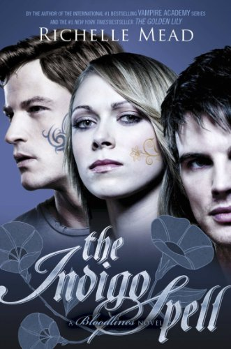 9780141337166: The Indigo Spell (Bloodlines, Book 3)