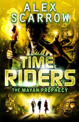 9780141337197: TimeRiders: The Mayan Prophecy (Book 8)