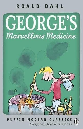 9780141337326: George's Marvellous Medicine (Puffin Modern Classics)