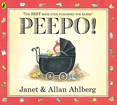 9780141337418: Peepo! (Storytime Giants)