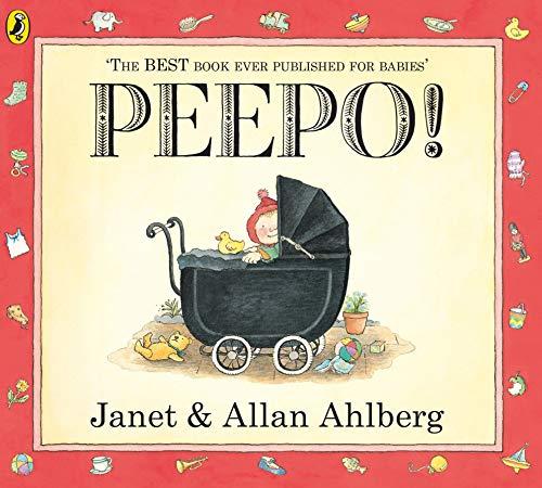 9780141337418: Peepo! (Storytime Giants)