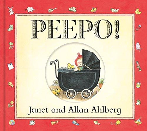 9780141337425: Peepo! (Board Book)