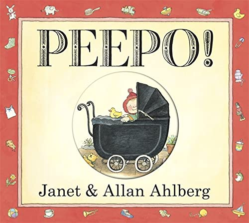 9780141337425: Peepo! (Board Book)