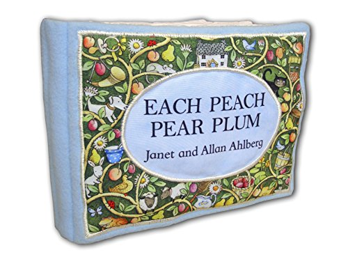 9780141337715: Each Peach Pear Plum Cloth Book