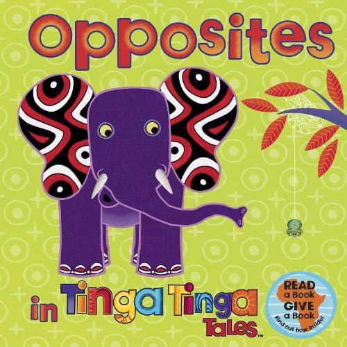 9780141337777: Tinga Tinga Tales: Opposites in Tinga Tinga Tales