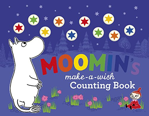9780141337944: Moomin's Make-a-Wish Counting Book