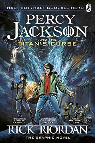 9780141338262: Percy Jackson and the Titan's Curse: The Graphic Novel (Book 3) (Percy Jackson Graphic Novels)