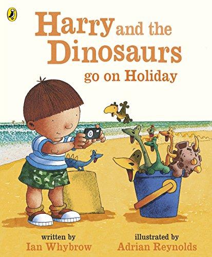 Harry and the Bucketful of Dinosaurs go: Whybrow, Ian