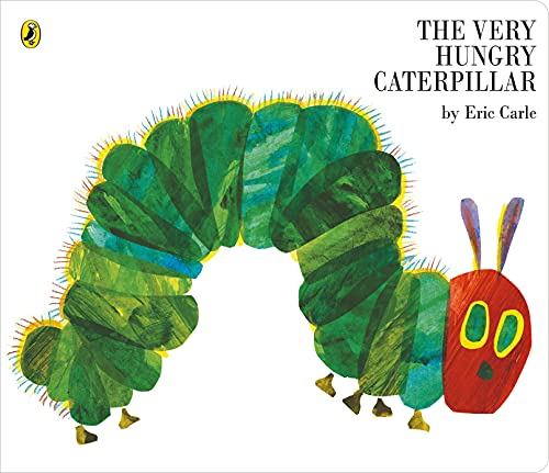 9780141338484: The Very Hungry Caterpillar Big Board Booke