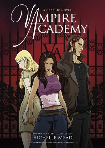 9780141338606: Vampire Academy: A Graphic Novel